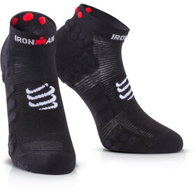 Compressport ProRacing V3 juoksusukat Ironman 2017 , musta